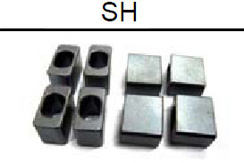 Ni-Zn ferrite core --SH Series