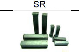 Ni-Zn ferrite core --SR Series