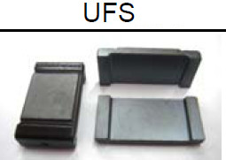 Ni-Zn ferrite core --UFS Series