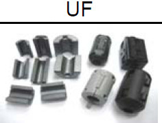 Ni-Zn ferrite core --UF Series