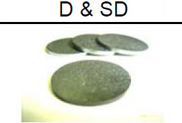 Ni-Zn ferrite core --D&SD Series
