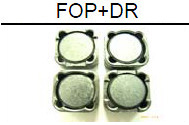 Ni-Zn ferrite core --FOP+DR Series