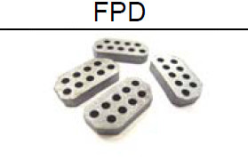Ni-Zn ferrite core --FPD Series