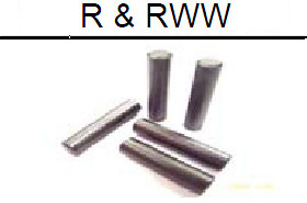 Ni-Zn ferrite core --R+RWW Series